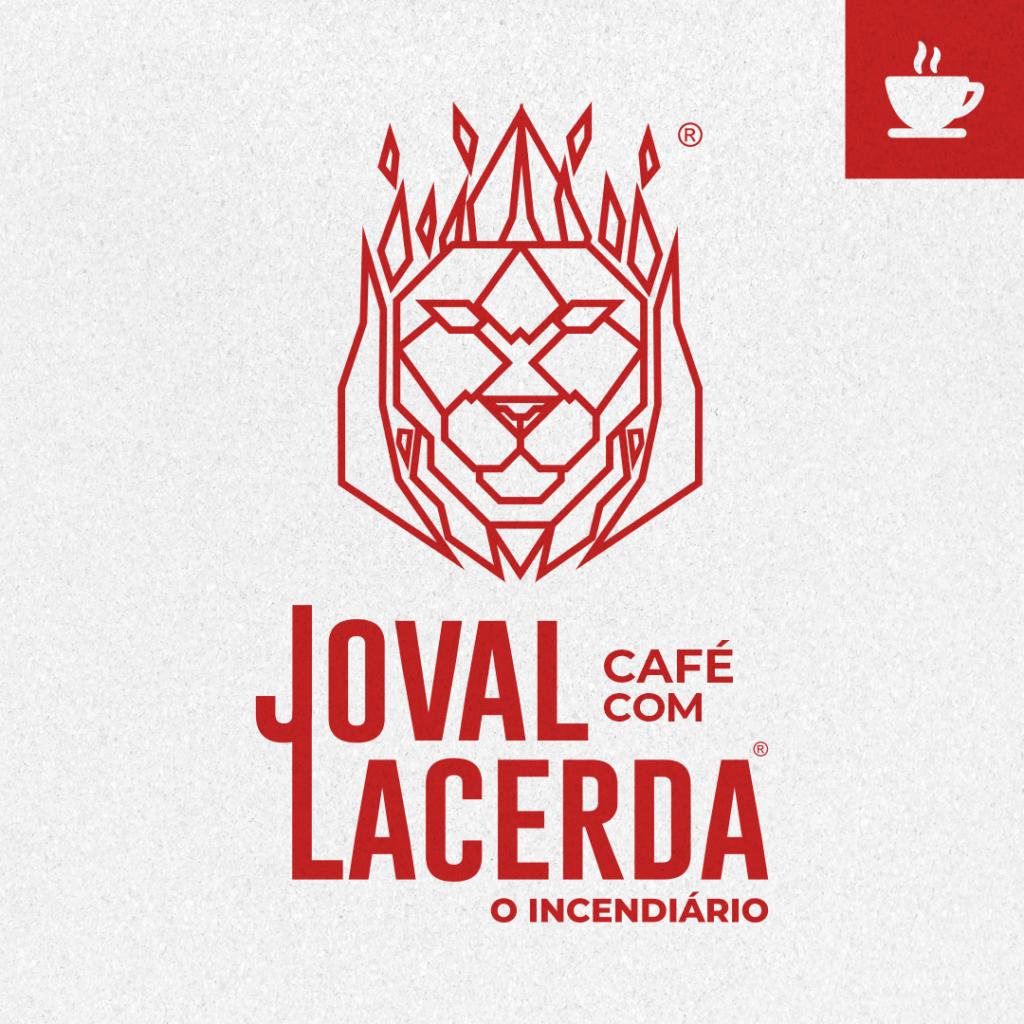 Capa Podcast Café com Joval