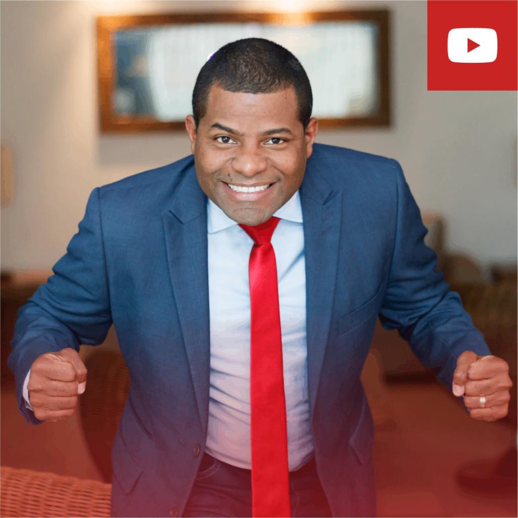Joval Lacerda Capa do YouTube